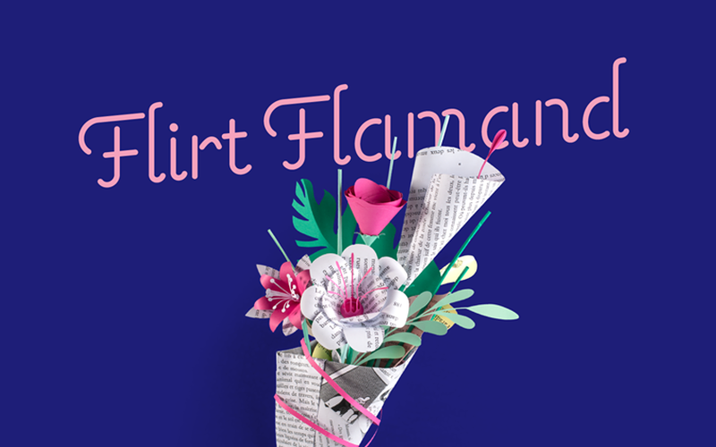 Flirt Flamand Long