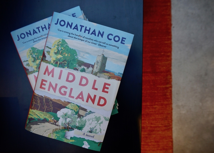 Book Cover Middle England