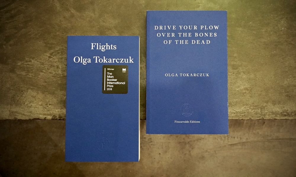 Book Covers Olgatokarczuk