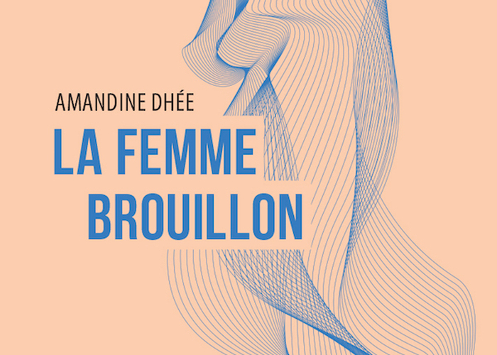 Cover Femme Brouillon Amandine Dhee