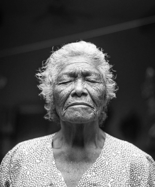 old Woman by Cristian Newman